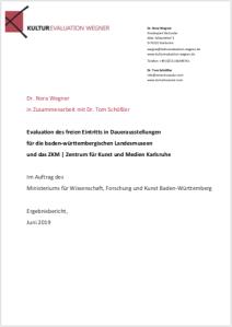 Cover MWK Studie